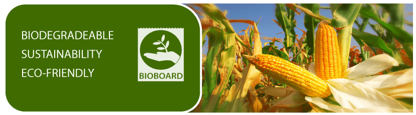 Biodegradeable & sustainable Paper Board